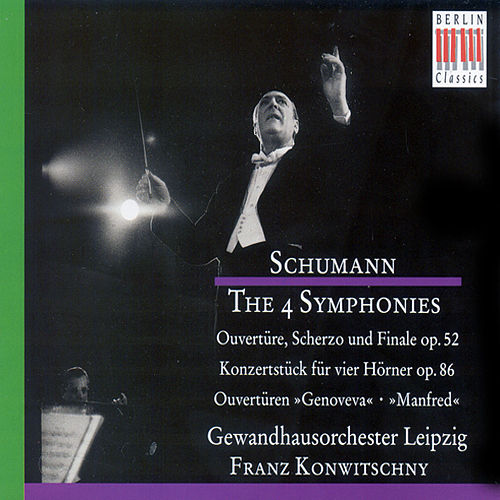 Schumann: The Symphonies by Various Artists