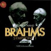 J. Brahms: Symphony No. 1 by Günter Wand