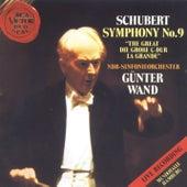 Schubert: Sinfonie Nr. 9 D 944 C-dur (Große C-dur-Sinfonie) by Günter Wand