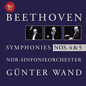 Beethoven: Symphonies Nos. 4 + 5 by Günter Wand