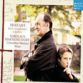 Mozart: Early Symphonies - Music & Letters von Various Artists