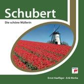Schubert: Die schöne Müllerin by Ernst Haefliger