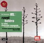Ravel: Bolero, La Valse, Rhapsodie Espagnole Et Autres Oeuvres Orchestrales de Eduardo Mata