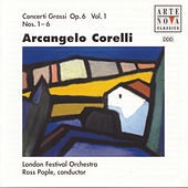 Corelli: Concerti Grossi op.6 No. 1-6 von Ross Pople