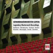 LEIPZIG GEWANDHAUS ORCHESTRA - Legendary Masterworks Recordings by Various Artists