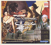 Rigel: Symphonies Nos. 4, 7, 8, 10 & 14 by Concerto Köln