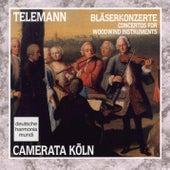 Telemann: Bläserkonzert by Various Artists