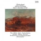 Schubert: Alfonso & Estrella von Various Artists