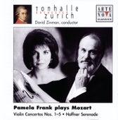 Pamela Frank Plays Mozart von Pamela Frank
