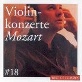 Best Of Classics 18: Mozart / Violin von Pamela Frank