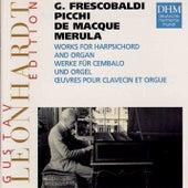 Leonhardt Edition Vol.11 - Frescobaldi: Werke für Cembalo und Orgel by Gustav Leonhardt