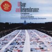 Corigliano Of Rage and Remembrance; Symphony No. 1 von Leonard Slatkin