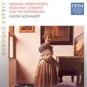 Works For Harpsichord by Gustav Leonhardt