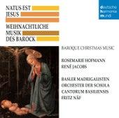 Natus est Jesus de Schola Cantorum Basiliensis
