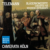 Telemann: Bläserkonzert de Camerata Köln