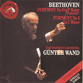 Beethoven: Sym. 5&6 by Günter Wand