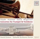 Trumpet & Trombone Concertos von David Zinman