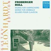 Leonhardt Edition Vol.13 - J. Bull / J.J. Froberger by Gustav Leonhardt