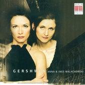 George Gershwin: Cuban Overture / Rhapsody in Blue / 3 Preludes / Second Rhapsody (arr. for piano 4 hands) (I. Walachowski, A. Walachowski) by Ines Walachowski Anna Walachowski