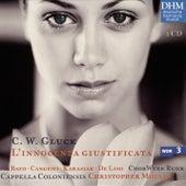 Gluck: L'Innocenza giustificata de Christopher Moulds