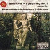 Dimension Vol. 10: Bruckner - Symphony No. 4 by Günter Wand