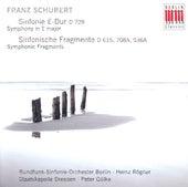 Schubert: Sinfonie E-Dur D 729/Sinfonische Fragmente by Various Artists