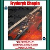 Chopin: Piano Concertos No. 1 & 2 by Arthur Rubinstein