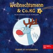 Folge 2: Zwei kleine Genies / Rudolph ist verschwunden (Das Original-Hörspiel zur TV-Serie) von Weihnachtsmann