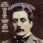 Il Trittico: Il Tabarro; Suor Angelica; Gianni Schicchi von Ileana Cotrubas, Renata Scotto, Marilyn Horne, Tito Gobbi, Plácido Domingo