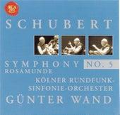 Schubert: Symphony No. 5 & Rosamunde by Günter Wand