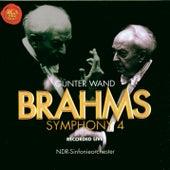 J. Brahms: Symphony No. 4 by Günter Wand