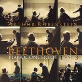 Rubinstein Collection, Vol. 57: Beethoven: Piano Concertos Nos. 1 and 3 de Arthur Rubinstein
