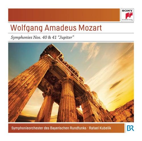 Mozart: Symphony No. 40 and Symphony No. 41 'Jupiter' - Sony Classical Masters by Bavarian Radio Symphony Orchestra