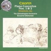 Chopin: Piano Concertos Nos. 1 & 2 by Emanuel Ax