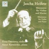 Heifetz: Variations For Violin & Piano by Alexei Kornienko Elena Denisova