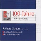 Special-CD: 100 Jahre GEMA von David Zinman