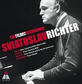 Sviatoslav Richter - The Teldec Recordings von Sviatoslav Richter