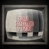 Bruja Escarlata Y Visión by The Harmony Group