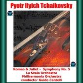 Tchaikosvky: Romeo & Juliet - Symphony No. 5 von Guido Cantelli