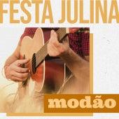 Festa Julina Modão de Various Artists
