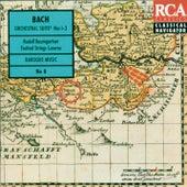 Bach: Orchestral Suites Nos. 1-3 de Rudolf Baumgartner