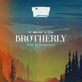 Brotherly (feat. Belight & Czin) by Kaydeegospel