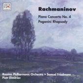 Rachmaninov: Piano Concerto No. 4 / Paganini: Rhapsody de Piotr Dimitriev