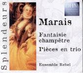 Marais: Fantaisie Champêtre Pièces En Trio de Ensemble Rebel