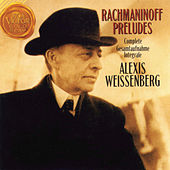 Rachmaninoff: Preludes Complete di Alexis Weissenberg