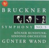 Bruckner: Symphony No. 5 by Günter Wand