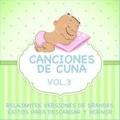 Canciones De Cuna - Relajantes Versiones De Grandes Éxitos Para Descansar Y Dormir, Vol. 3 by Sleeping Bunnies
