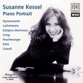 Susanne Kessel - Piano Portrait by Susanne Kessel
