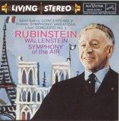 Saint-Saens:  Concerto No. 2; Franck:  Symphonic Variations;  Liszt:  Concerto No. 1 de Arthur Rubinstein