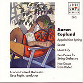 Copland: Appalachian Spring/Quiet City/Rodeo etc. von Ross Pople